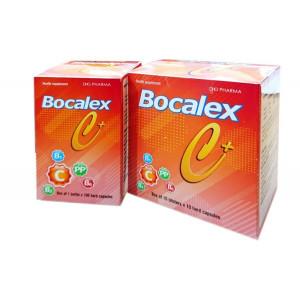 Viên uống bổ sung vitamin Bocalex C+ (10 vỉ x 10 viên/hộp)