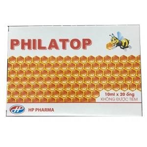 Thực phẩm bổ sung Philatop 10ml HP Pharma (20 ống/hộp)