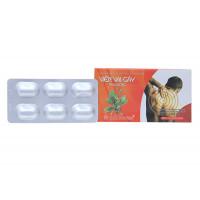 Thực phẩm chức năng Viên vai gáy Thái Dương (2 vỉ x 6 viên/hộp)
