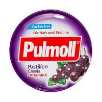 Kẹo ngậm ho Pulmoll Pastillen Cassis + Vitamin C (50g/hộp)
