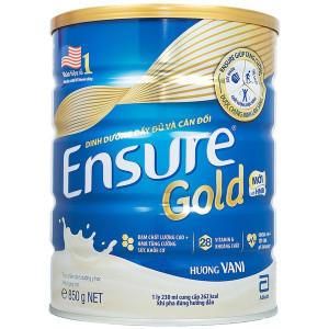Sữa bột Ensure Gold (850g)