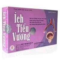 Viên uống hỗ trợ cải thiện rối loạn chức năng bàng quang Ích Tiểu Vương (2 vỉ x 10 viên/hộp)