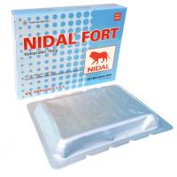 Thuốc kháng viêm, giảm đau Nidal Fort (3 vỉ x 10 viên/hộp)