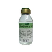 Dung dịch tiêm truyền Ciprofloxacin Kabi 200mg (100ml)