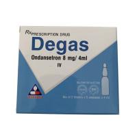 Dung dịch tiêm Degas 8mg (2 vỉ x 5 ống/hộp)