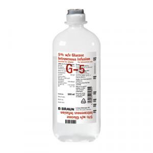 Dịch truyền Glucose 5% B.Braun (500ml)