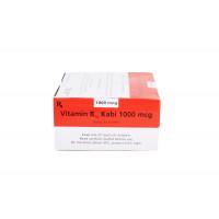 Dung dịch tiêm Vitamin B12 Kabi 1000mcg (100 ống/hộp)
