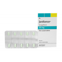 Thuốc trị bệnh tiểu đường Jardiance 25mg (3 vỉ x 10 viên/hộp)