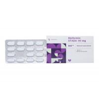 Thuốc trị bệnh tiểu đường Metformin Stella 850mg (4 vỉ x 15 viên/hộp)
