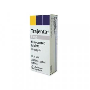 Thuốc trị bệnh tiểu đường Trajenta 5mg (3 vỉ x 10 viên/hộp)