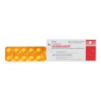 Thuốc trị đau thắt ngực Herbesser 30mg (10 vỉ x 10 viên/hộp)