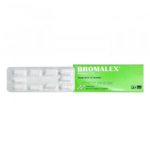 Bromalex 6mg (3 vỉ x 10 viên/hộp)