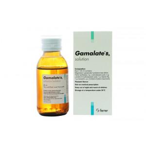 Siro trị suy nhược thần kinh Gamalate B6 (80ml)