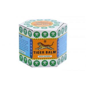 Cao hổ trắng giảm đau nhức cơ và ngạt mũi Tiger Balm White (19.4g)