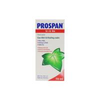 Thuốc trị ho, viêm họng  Prospan Cough Syrup (70ml)