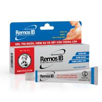 Gel trị ngứa, côn trùng cắn Remos IB (10g)
