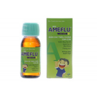 Siro trị cảm cúm cho trẻ em Ameflu Day Time (60ml)