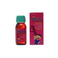 Siro trị cảm cúm cho trẻ em hương dâu  Ameflu Multi Symtom Relief (60ml)