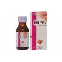 Siro giảm đau, hạ sốt cho trẻ em Brufen (60ml)
