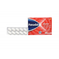 Thuốc giảm đau, hạ sốt Panadol Extra Optizorb (12 vỉ x 10 viên/hộp)