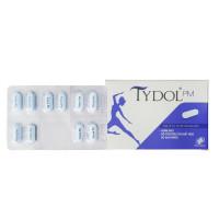 Thuốc giảm đau, hạ sốt Tydol PM (10 vỉ x 10 viên/hộp)