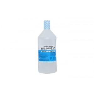 Dung dịch vô trùng Natri Clorid 0,9% (1000ml)