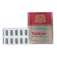 Thuốc bổ mắt Tobicom (18 vỉ x 10 viên/hộp)