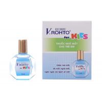 Thuốc nhỏ mắt giảm đỏ, ngứa & ngăn ngừa các bệnh về mắt cho trẻ em V.Rohto for Kids (13ml)