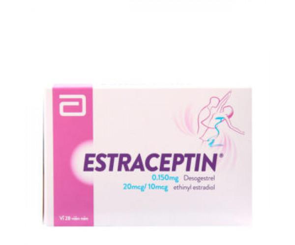 Thuốc tránh thai Estraceptin