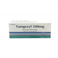 Thuốc trị chóng mặt Tamgezyl 500mg (2 vỉ x 10 viên/hộp)
