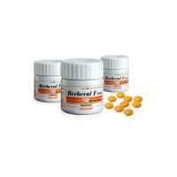 Thuốc trị tiêu chảy Berberal F 50mg (40 viên/chai)