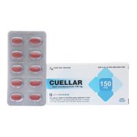 Thuốc điều trị bệnh gan Cuellar 150mg (6 vỉ x 10 viên/hộp)