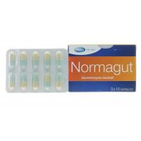 Men vi sinh Normagut (3 vỉ x 10 viên/hộp)