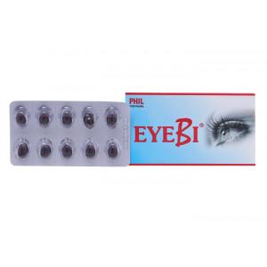 Thuốc hỗ trợ điều trị, cải thiện thị lực Eyebi (3 vỉ x 10 viên/hộp)