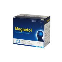 Thuốc bổ sung vitamin B6 và magnesium Magnetol (10 vỉ x 10 viên/hộp)