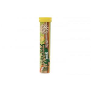 Viên sủi bổ sung vitamin C Plusssz Gold Max vị chanh (20 viên/tube)