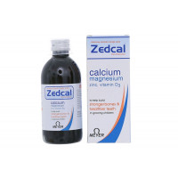 Siro bổ sung canxi Zedcal (200ml)