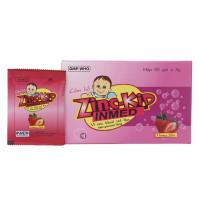 Thuốc cốm bổ sung kẽm cho trẻ em hương Dâu Zinc-Kid Inmed (25 gói/hộp)